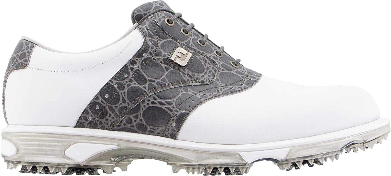 [フットジョイ] メンズ ゴルフ DryJoys Tour Saddle Golf Shoes [並行輸入品] 8.5  B07TGBQ8D4