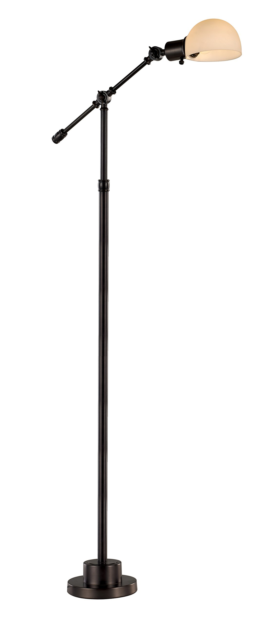 Trans Globe Lighting RTL-8858 Counterbalance Floor Lamp, Bronze