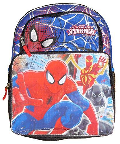 Marvel Ultimate Spider-Man 16 In Backpack