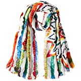 Desigual Women's Soft New Marine Scarf, Raw, One Size