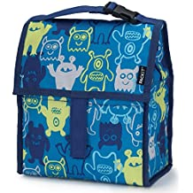Packit, CA Freezable Lunch Bag, 8-Inch, Monster