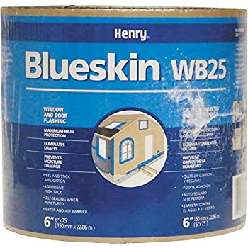 Henry Bh200wb4578 Self Adhesive Blueskin Weather Barrier
