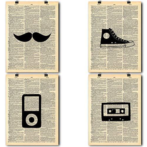 54f6bcdcda88 Amazon.com  Hipster Art Prints