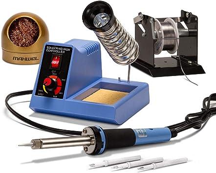 Portable Electric Temperature Welding Solder Soldering Iron Tool Pencil Tips lz