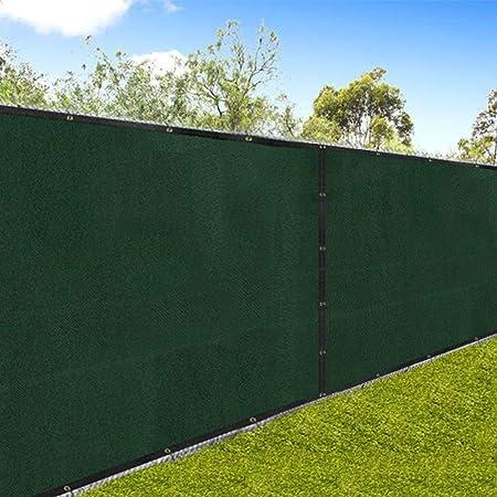 Amazon Com Amagabeli 5 8 X50 Fence Privacy Screen Heavy Duty