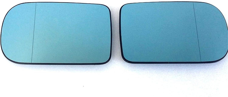 droite compatible avec 5 E39 7 E38 Attention dimensions 166 x 106 mm Pro!Carpentis deux verres de r/étroviseur ext/érieur gauche