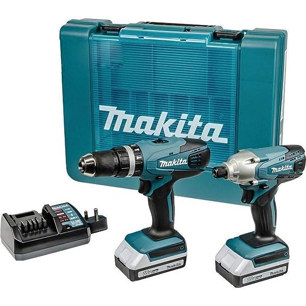 Makita DTD152Z 18V Li-ion Cordless Impact Driver With 2 x3Ah Batteries /& Charger