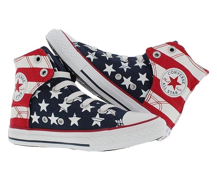 5e4cb305eb6 Converse Chuck Taylor Easy Slip High Pre Grade School Boys Fashion-Sneakers  Black  Amazon.ca  Shoes   Handbags