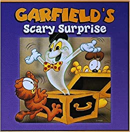 Garfield S Scary Surprise Acey Mark Amazon Com Books