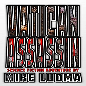 Vatican Assassin Audiobook