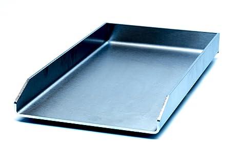 Acero inoxidable plancha/plancha de Plate/bratplatte/Burger ...