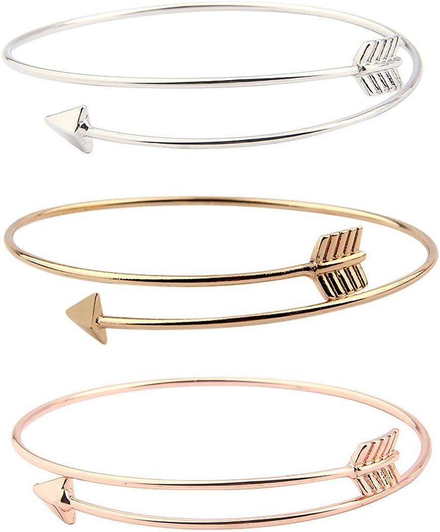 Arrow bracelet Puc33b61b Simple gold bracelet Best friend bracelet Dainty arrow jewelry Adventure bracelet Boho bracelet silver