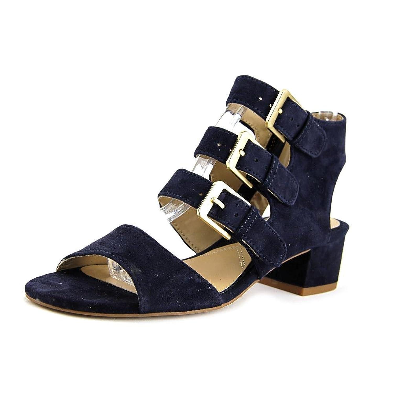 Adrienne Vittadini Laira Women Blue Sandals Blue Size 85
