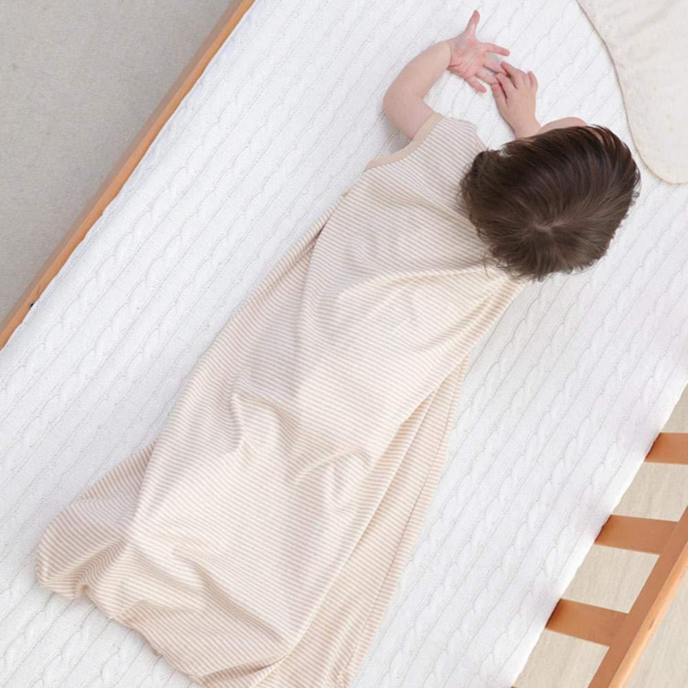 Tawcal Saco de Dormir para bebé - Chaleco de Dormir para bebé ...