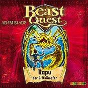 Rapu, der Giftkämpfer (Beast Quest 25) | Adam Blade