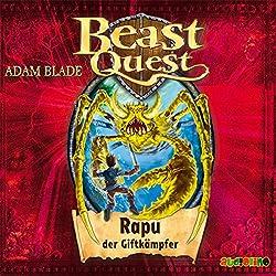 Rapu, der Giftkämpfer (Beast Quest 25)