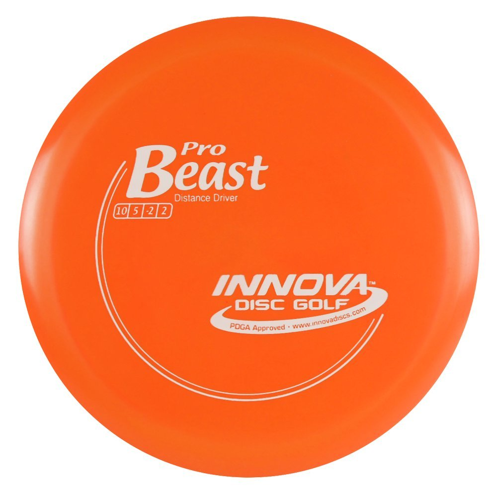 Innova Pro Beast距離ドライバーゴルフディスク[ Colors May Vary ]  151-159g