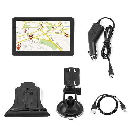 Navegacion GPS para Coche, 7 Pulgadas 256MB 8GB Dispositivo ...
