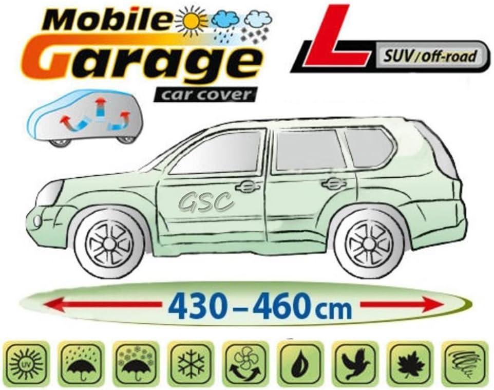 GSC Ganzgarage SUV Vollgarage Autoabdeckplane Plane Autoplane kompatibel mit BMW X3 E-83