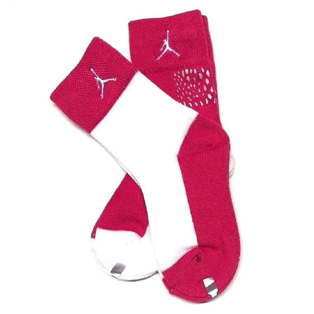 Kids Jordan Jumpman Reflective 2-Pack Crew Socks 5Y-7Y by Nike
