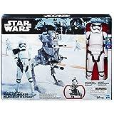 Star Wars Assault Walker and Riot Control Stormtrooper