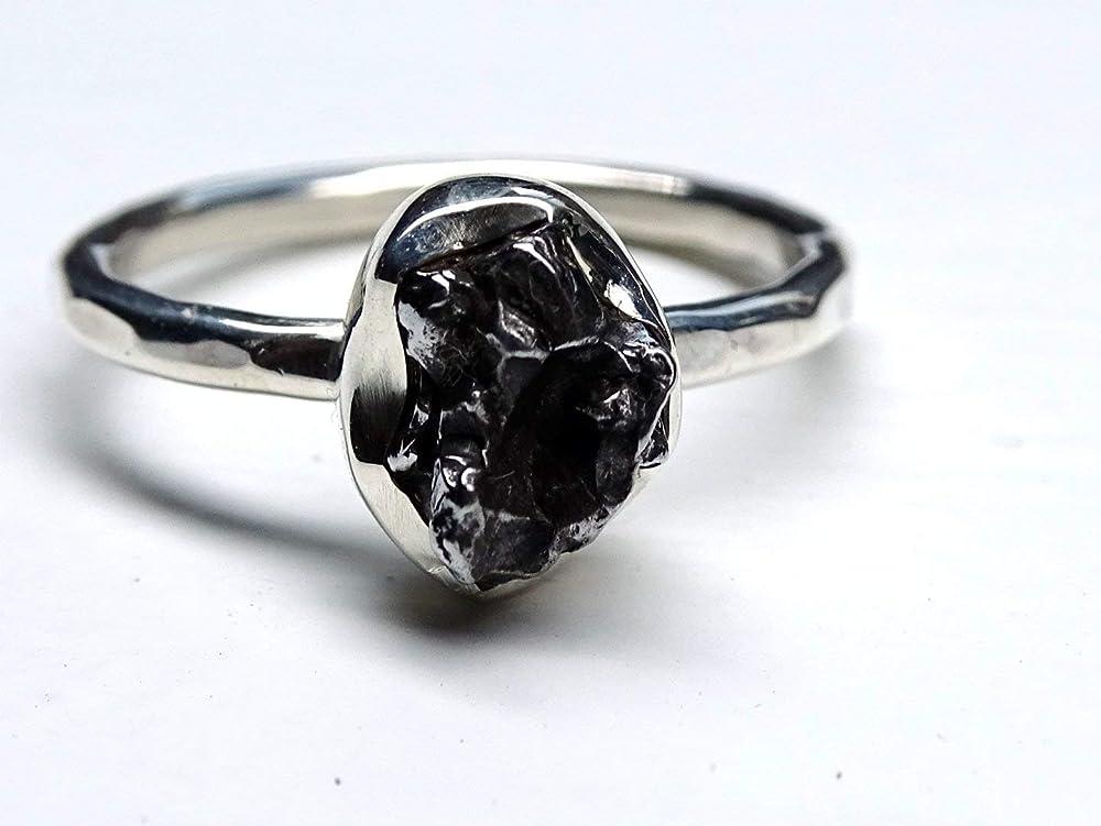 Engagement gift Set of 2 Meteorite heart pendant  for him and for her engagement set gifts pendantiron meteoriteanniversary giftpromice