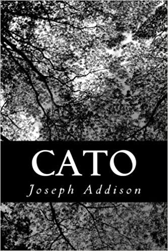 Cato: A Tragedy, in Five Acts by Joseph Addison (2013-07-20)