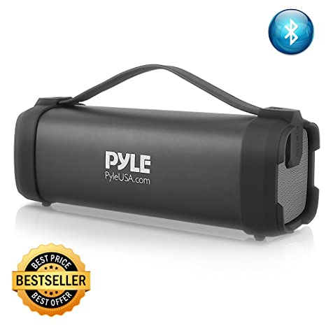 Review Pyle Wireless Portable Bluetooth