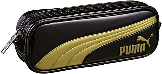 Puma 971PMBK - Estuche para bolígrafos, color negro: Amazon.es: Oficina y papelería