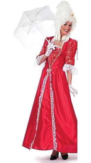 Stekarneval Disfraz de época para mujer, talla 40 (4084B40 ...