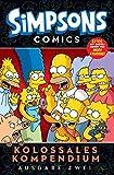 Simpsons Comics Kolossales Kompendium: Bd. 2