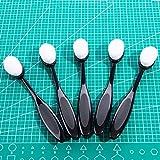 UNIMEIX 5pcs Ink Blending Brushes Set Tool Blender