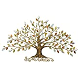 Tree Of Life Metal Wall Sculpture 39 Inches Wide X 24 Inches High Metal Wall Art Amazon Ca Home Kitchen