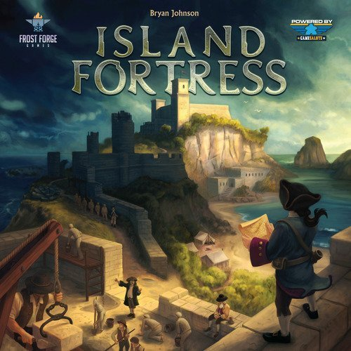 Island Fortress by Game - Island Fortress