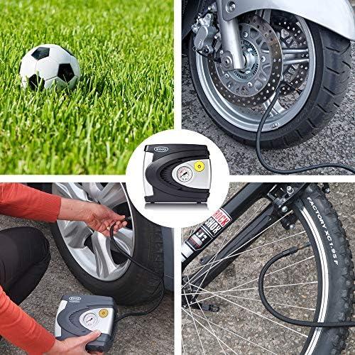 Ring Automotive RAC610 Compresor Análogo, 12V: Amazon.es: Deportes ...