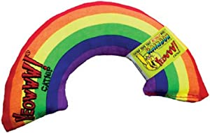 Yeowww! Catnip Toy, Rainbow