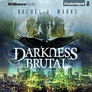 Darkness Brutal Audiobook