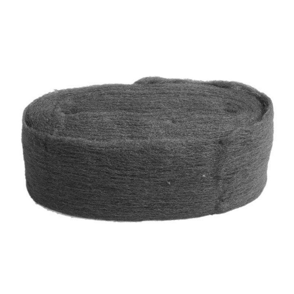 3.3m Grade 0000 Steel Wool Roll, Super Fine Wire Wool Pad for Glass Furniture Tray Metal Precision Tool Cleaning Polishing or Photography ICYANG