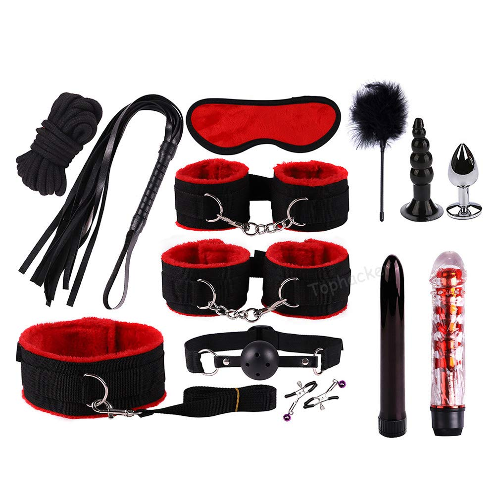 Romantic Fitness Training Belt Set for Him and Her