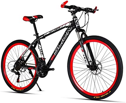 JLASD Bicicleta Montaña Bicicleta de montaña, Bicicletas de 26 ...