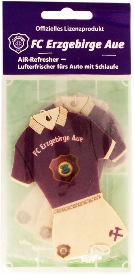 FC Erzgebirge Aue Lufterfrischer Trikot Logo 3er Set