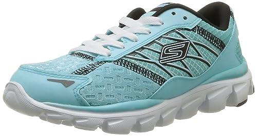 Skechers Go Run Ride Nite Owl, Sneaker Ragazza Blu Bleu