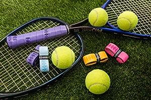 Raquex - Mango de Repuesto para Raqueta de Squash (Poliuretano ...