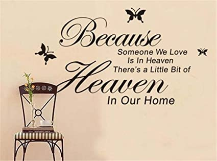 Amazoncom Wall Stickers Quotes Vinyl Art Room Mural Posters