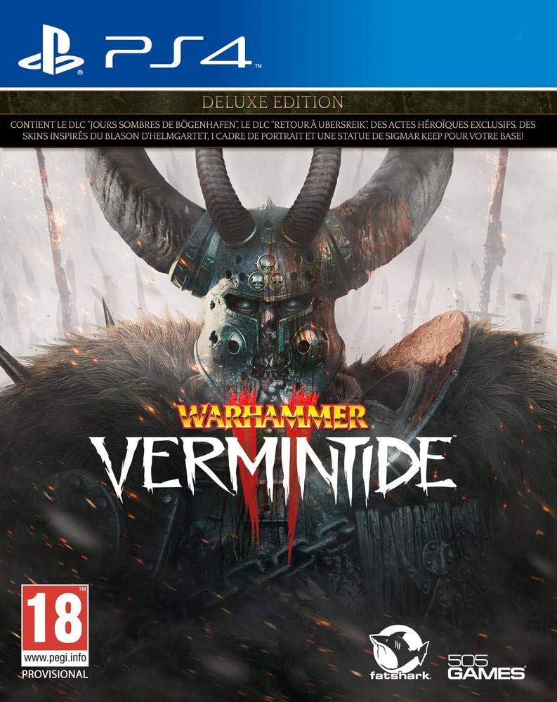 [2019-06-30]Warhammer Vermintide 2 Deluxe Edition  PS4 61p4lj1nnPL._SL1000_
