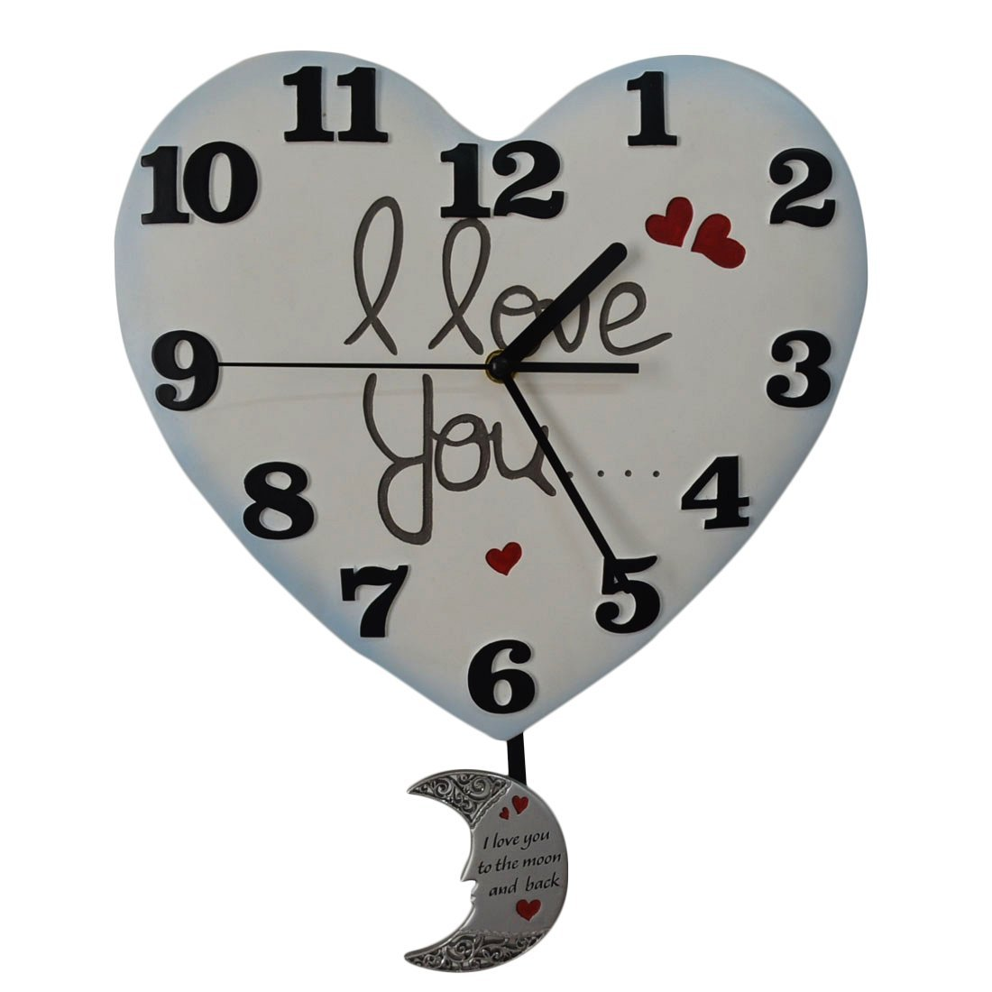 Valentines Day Gifts Wall Clock