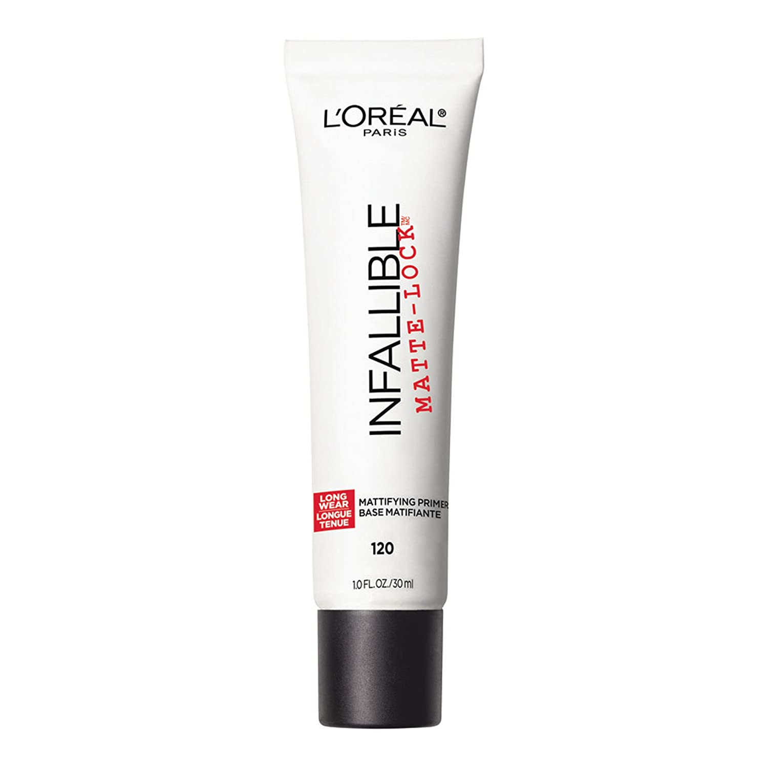 L'Oreal Paris Infallible Matte-lock Mattifying Primer, 30ml L' Oreal Paris