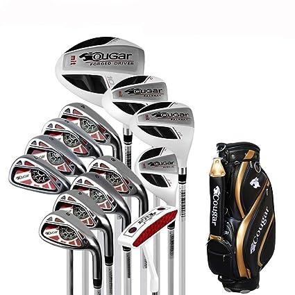 HZC Golf Club Set, los Hombres de Juego Completo de Palos, Polo ...