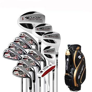HZC Golf Club Set, los Hombres de Juego Completo de Palos ...