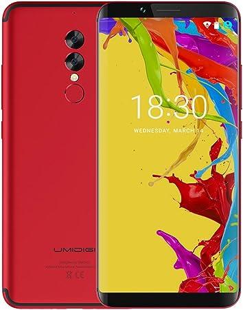 UMIDIGI S2 Lite,Smartphone Libre 32GB, 6.0 Pulgadas HD (Pantalla ...